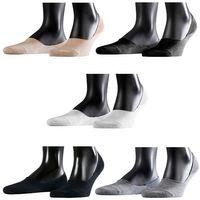 3 Paar Falke Socken 14625 Step Sneaker Invisibles Sommerlicher Kurzstrumpf
