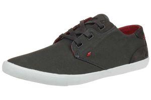 Boxfresh Stern SM WXD Canvas Herren Sneaker Schuhe E13979 braun