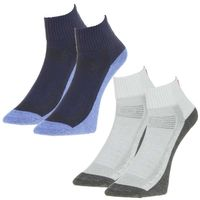 2 Paar Performance Quarter SMU Gr. 35-38 Puma Golf Sport Quarters Golfsocken Coolmax