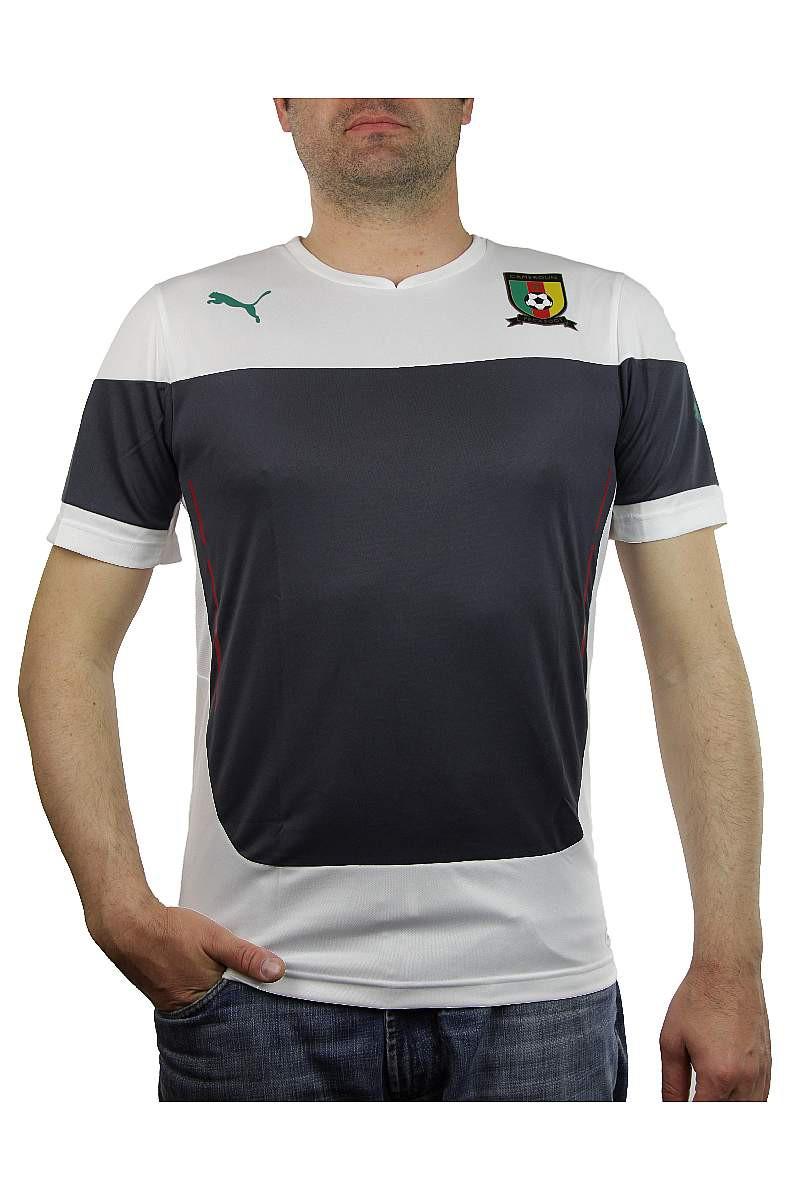 low priced d09fa 1e8c0 Puma Cameroon Training Jersey Kamerun Herren Trikot Marke Puma S