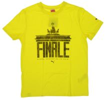 Puma BVB Final Berlin Tee T-Shirt Kinder Kids Borussia Dortmund 09