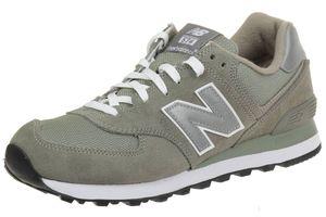 New Balance ML574 GS Classic Sneaker Herren Schuhe grau ML574GS