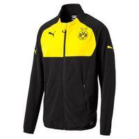 Puma BVB Full Zip Fleece Jacke Herren Sportjacke sweatshirt zipper