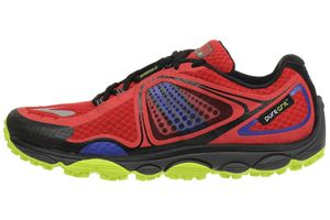 Brooks Pure Grit 3 Laufschuhe Herren MEN Running rot