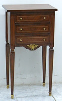 commode baroque Cabinet Louis XV style antique MoKm0611 – Bild 1