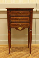 commode baroque Cabinet Louis XV style antique MoKm0611 – Bild 15