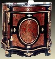 Barock Kommode Schrank Antik Stil Klassizismus MoMo0233POL