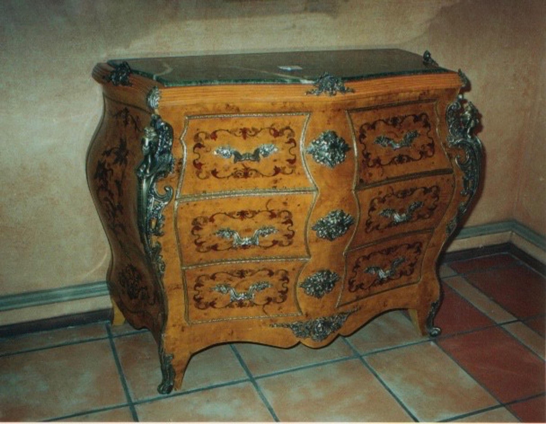 Barock Rokoko Kommode Historismus Antik Stil Moal0023 Louisxv