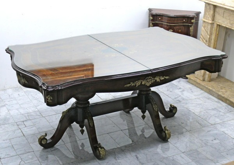 Barock Großer Esstisch Tisch 1,8 X1,1m Antik Stil U2013 Stil MoTa1105