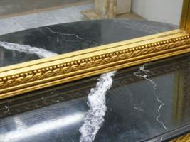 Barock Konsole Antik Stil mit Spiegel u. marble plate AwKs0181GoSw – Bild 17