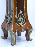 colonne baroque stand de fleurs pilier de bois Rococo MoSt0047 – Bild 8