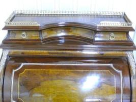 secrétaire Antique Style Baroque Bureau Plat Louis XV MoSc0227 – Bild 3