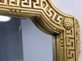 Spiegel Konsole Barock mit Marmor-Platte schwarz  AwKs0184Sw – Bild 15