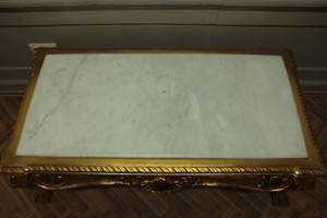 baroque marble couch  table antique style rococo AlTa0253AWe – Bild 4