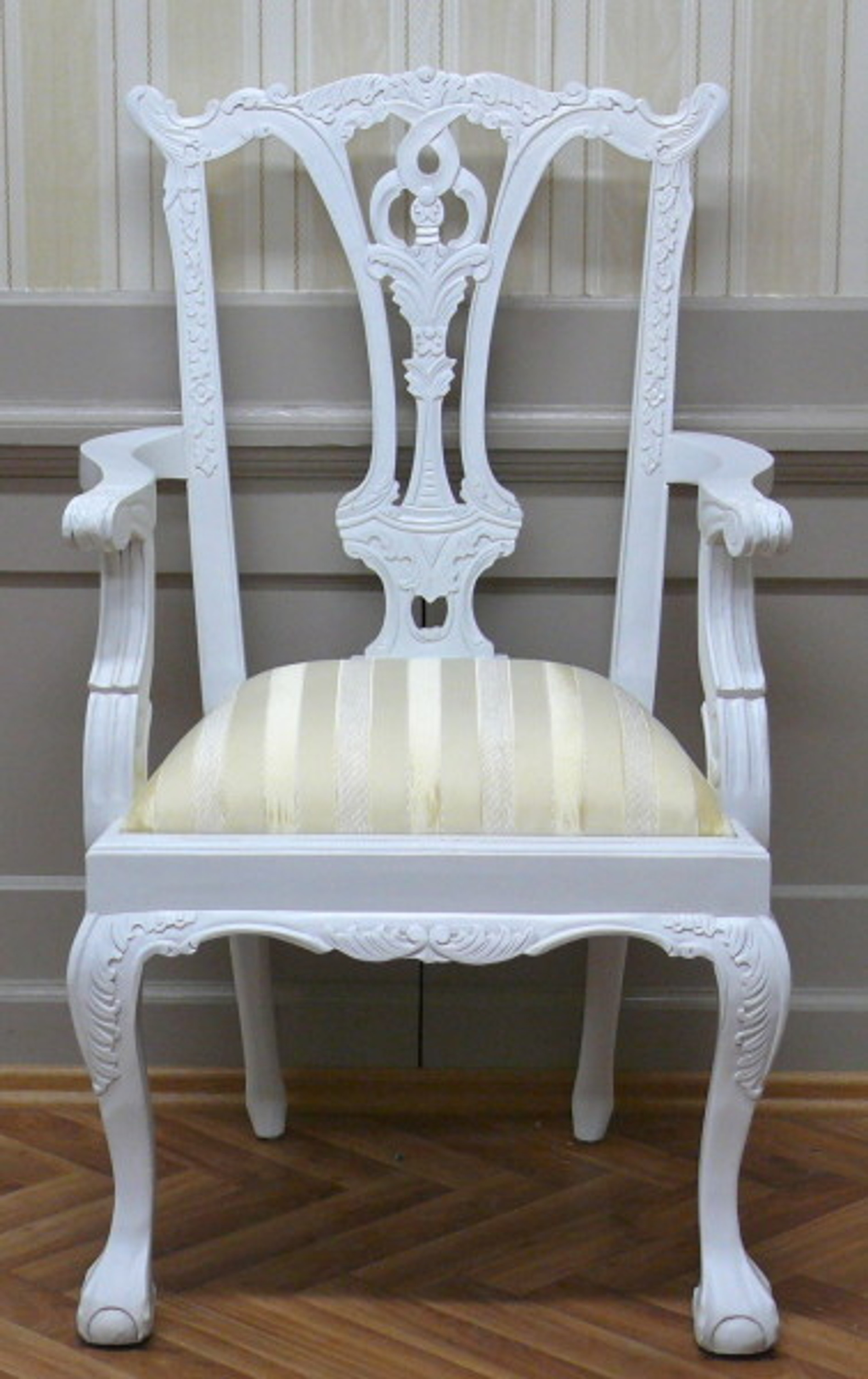 Baroque Chair Antique Style Collonial Style MjCh10053We