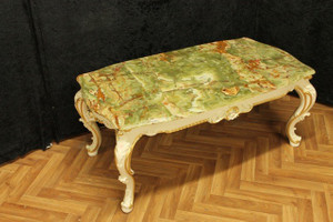 table couch  side table 122x66x50 antique style  Vp0875Onyx – Bild 8