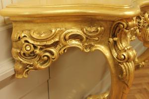 console baroque style antique Vp5103 baroque / 06 – Bild 5