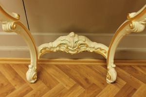 console baroque style antique Vp5103 baroque / Onyx / 01ACD – Bild 4