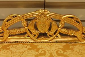 banquet baroque tabouret chaise de style antique - le style AlSo0003GoGo – Bild 5