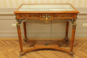 baroque table  rococo louis pre victorian MoAl1582 – Bild 3