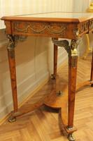 baroque table  rococo louis pre victorian MoAl1582 – Bild 5