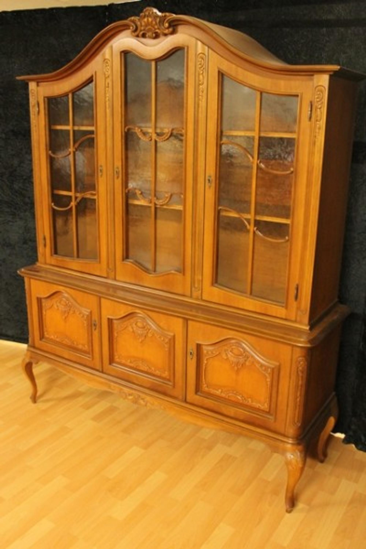chippendale vitrinen schrank gebraucht antik stil kevi0600 louisxv online shop f r antike m bel. Black Bedroom Furniture Sets. Home Design Ideas