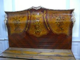 Barock Bett  Antik Stil MoBd07622 – Bild 9