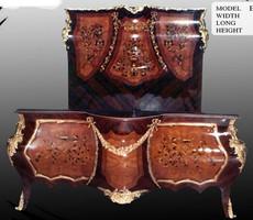 Barock Bett  Antik Stil MoBd07622 – Bild 16