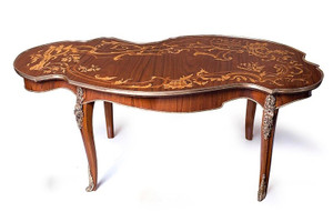 baroque couch  table  antique style MoTa1189
