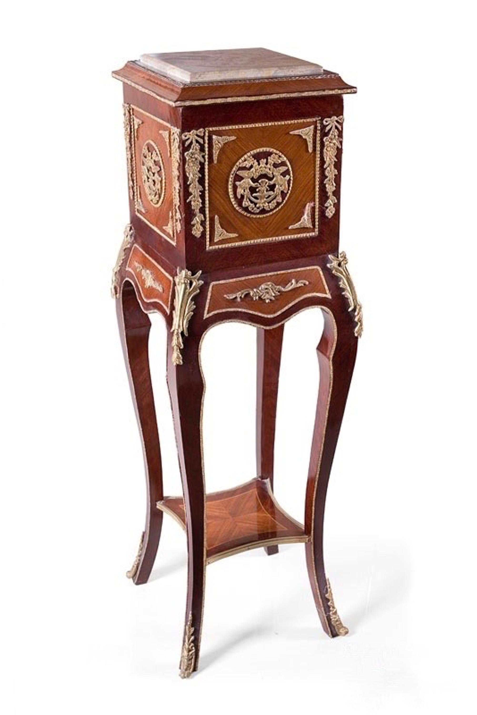 barock s ule antik stil most0615 louisxv online shop f r antike m bel. Black Bedroom Furniture Sets. Home Design Ideas