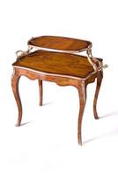 baroque table  antique style MoTa1470 – Bild 1