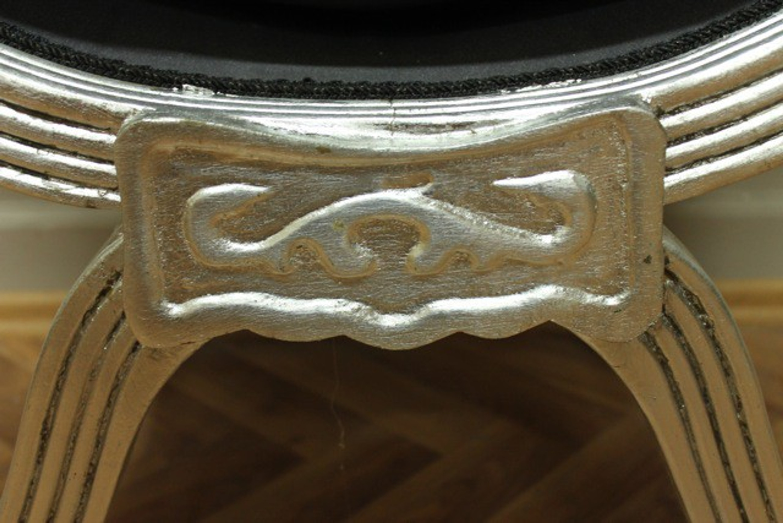 Barocco sedia forbici banchetti in stile antico sgabello louis xv