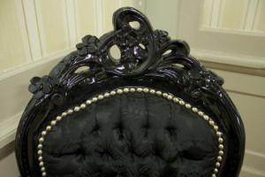 Baroque méridienne chaise style antique AlSo0316SwSwBaby – Bild 5