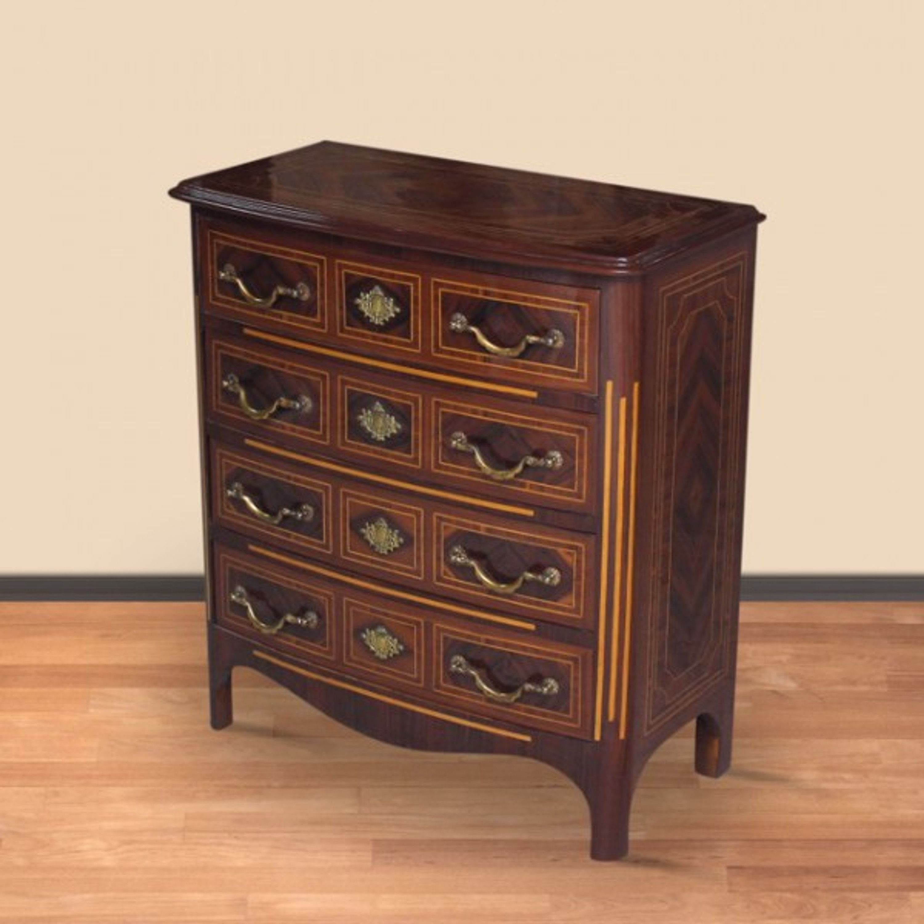 barock kommode antik stil furnier alkm1010nl louisxv online shop f r antike m bel. Black Bedroom Furniture Sets. Home Design Ideas