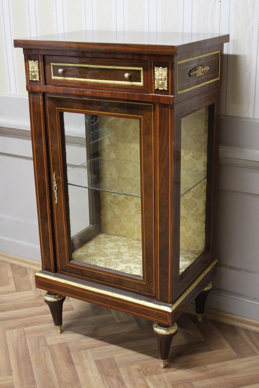 Baroque Cabinet Rococo Antique Style Cabinet Louis Xv Mkvi0132