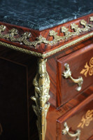 Commode baroque Cabinet Louis XV style antique MkSm0023 – Bild 3