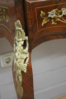 style antique Meuble secrétaire baroque Louis XV MkSk0130 – Bild 4