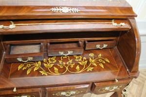 style antique Meuble secrétaire baroque Louis XV MkSk0130 – Bild 9