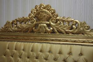 Barock Bett rokoko Louis XV MkBd0071 – Bild 6