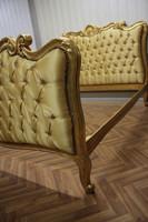Barock Bett rokoko Louis XV MkBd0074 – Bild 3