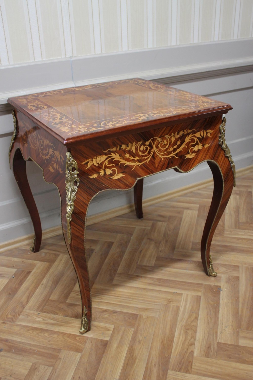 barock beistell tisch antik stil mkta0017 louisxv online shop f r antike m bel. Black Bedroom Furniture Sets. Home Design Ideas