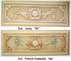 crémaillère baroque - portemanteau style antique décoratif Rococo Vp5547 / 00AC – Bild 3