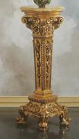 Baroque Flower - Säulem Rococo décorative Vp5433 de style antique – Bild 1