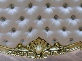 Barock Bett Queensize Bett  180x200 Schlafzimmer Antik Stil   Vp7723/Q – Bild 6
