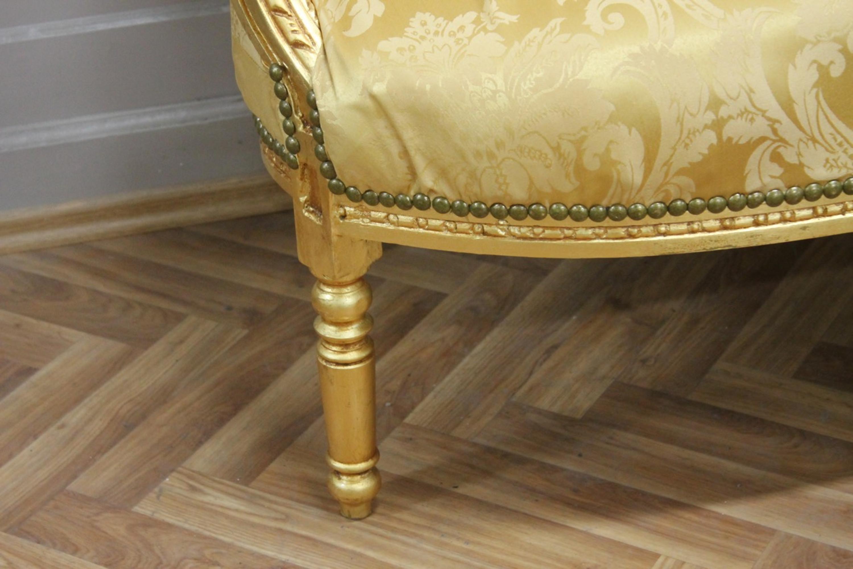 style ancien style baroque salon 2 chaises 1 canap kesa1100. Black Bedroom Furniture Sets. Home Design Ideas