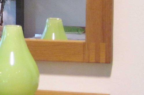 Spiegel Assari Eiche massiv 50 x 90 cm - Ausstellungsstück