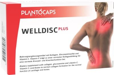 WELLDISC PLUS Kapseln