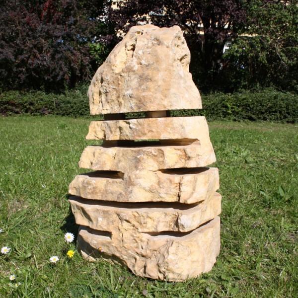 Garten Marmor Lampe S 40 cm