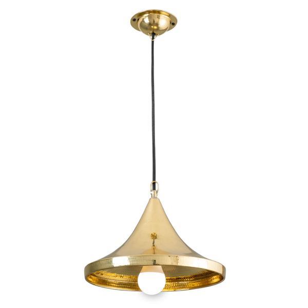 Kupfer Lampe Topi 30 x 22 cm gold