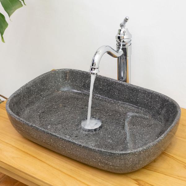 Terrazzo Waschbecken Nagayo 50 cm